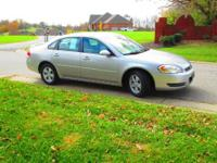 Very sharp two owner 2008 Chevrolet Impala LT in
