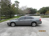 2008 Chevrolet Impala LT 4 door sedan. Our Location is: