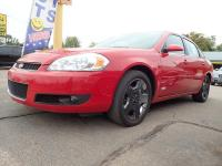 Options:  2008 Chevrolet Impala Ss 4Dr