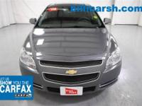 Malibu LT, Gray, ABS brakes, Air Conditioning, CD