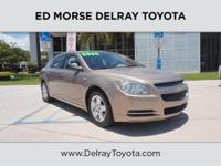 Check out this gently-used 2008 Chevrolet Malibu we