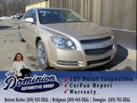 Take a look at this 208 Chevrolet Malibu LT with power