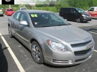 2008 Chevrolet Malibu LT Williamsport area. LOCAL