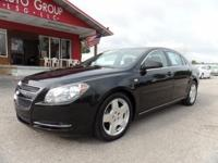 Options:  2008 Chevrolet Malibu Visit Auto Group