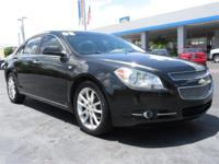 Come see this 2008 Chevrolet Malibu LTZ. Its Automatic