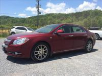 Exterior Color: red jewel tintcoat, Body: Sedan,