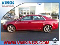 2008 CHEVROLET Malibu SEDAN 4 DOOR LT w/2LT Our