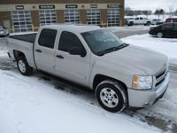 Come see this beautiful 2008 Chevy Silverado LTZ Crew