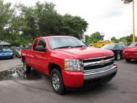 Options Included: N/A2008 Chevrolet Silverado 2WD