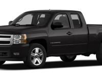 Black 2008 Chevrolet Silverado 1500 LS 4WD 4-Speed