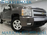 4WD, Silverado 1500 LT, 4D Crew Cab, Local Trade, Clean