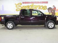 Dark Cherry Metallic 2008 Chevrolet Silverado 1500 LT