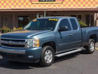 Options:  2008 Chevrolet Silverado 1500 Ext Cab Lt1