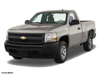 Work Truck trim. REGULAR CAB......LONG BED. CARFAX