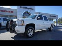 This 2008 Chevrolet Silverado 1500 is a real winner