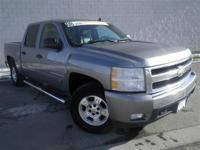 Recent Arrival! *LOCAL TRADE*, 4D Crew Cab, Vortec 5.3L