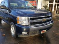 2008 Chevrolet Silverado 1500 LT in Dark Blue Metallic
