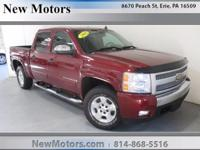 This 2008 Chevrolet Silverado 1500 LT w/1LT is offered