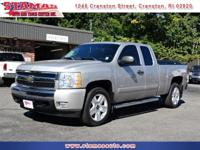 LT Z71 - Extended Cab - 4x4 - CLoth Seats - Anti Theft