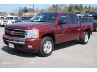 Exterior Color: deep ruby metallic, Body: LT2 Pickup