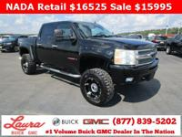 Recent Trade! LTZ 6.0 V8 Crew Cab 4x4. Navigation