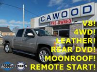 Options:  2008 Chevrolet Silverado 1500