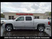 Exterior Color: white/gray, Body: Crew Cab, Engine: 5.3
