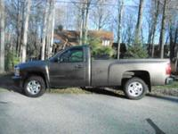 2008 Chevrolet Silverado 1500 Truck This truck is in