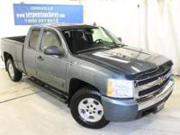 *** LT 4X4/4WD, AUTOMATIC, EXTENDED CAB, TRAILER