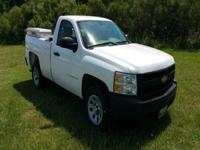 Options:  2008 Chevrolet Silverado 1500 2Wd 2Dr Regular