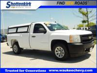 Options:  2008 Chevrolet Silverado 1500 Work Truck|2Wd