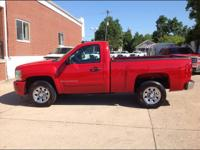 Options:  2008 Chevrolet Silverado 1500|Regular