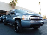 Options:  2008 Chevrolet Silverado 1500 Crew Cab