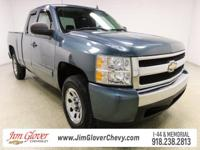 2008 Chevrolet Silverado 1500 LS in Blue Granite