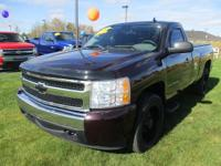 Options:  2008 Chevrolet Silverado 1500 Work Truck|From