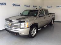 LT w/2LT trim. CARFAX 1-Owner, ONLY 55,955 Miles! CD
