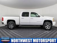 Clean Carfax 4x4 Truck with Heated Seats!  Options: