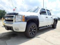 Options:  2008 Chevrolet Silverado