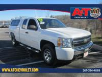 Summit White 2008 Chevrolet Silverado 1500 LT LT1 4WD