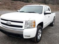 2008 Chevy ext cab 4x4, 5.3 this truck has air