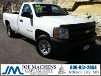 Options Included: Work Truck Equipment Group, Solid