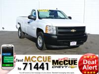 Body: Regular Cab Pickup, Engine: 4.3L V6 12V MPFI OHV,