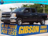 WWW.GIBSONTRUCKWORLD.COM 2008 Chevy Silverado 2500 LT