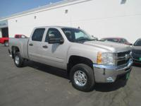 Options:  2008 Chevrolet Silverado 2500Hd||Crew Cab 2Wd