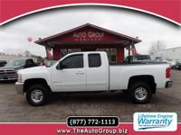 Options:  2008 Chevrolet Silverado 2500Hd Wow! What A