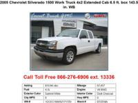 Duramax 6.6L V8 Turbocharged and 4WD. Chevrolet has