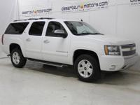 Check out this 2008 Chevrolet Suburban 1500 with only