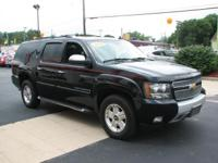 This 2008 Chevrolet Suburban 1500 comes in LT3 trim