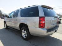 Options:  2008 Chevrolet Suburban Lt W/2Lt|Silver Birch