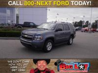 This 2008 Tahoe is for Chevrolet nuts who are searching